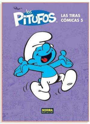 LOS PITUFOS. LAS TIRAS COMICAS #05