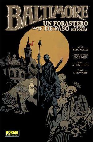 BALTIMORE #03. UN FORASTERO DE PASO Y OTRAS HISTORIAS