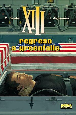 XIII #22. REGRESO A GREENFALLS
