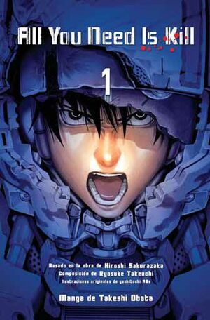 ALL YOU NEED IS KILL #01