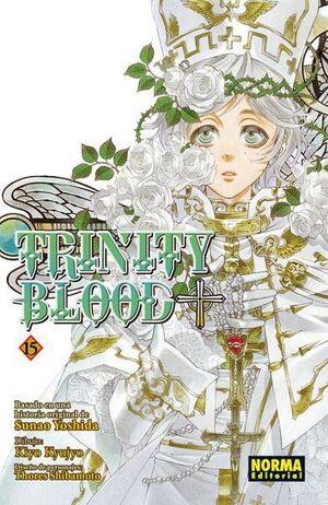 TRINITY BLOOD #15