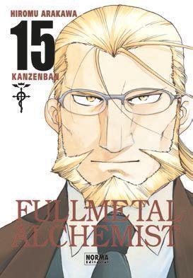 FULLMETAL ALCHEMIST KANZENBAN #15