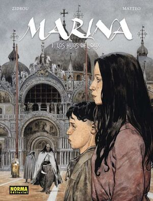 MARINA #01. LOS HIJOS DEL DUX