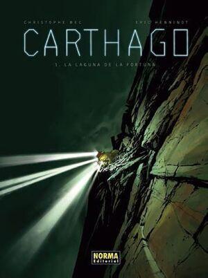 CARTHAGO #01 LA LAGUNA DE LA FORTUNA