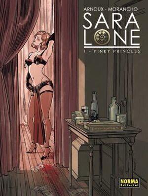 SARA LONE #01. PINKY PRINCESS