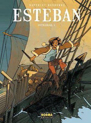 ESTEBAN. EDICION INTEGRAL 1