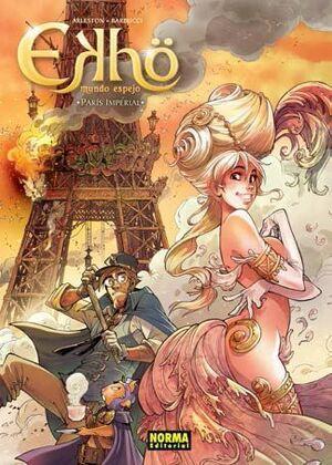 EKHÖ MUNDO ESPEJO #02. PARIS IMPERIAL