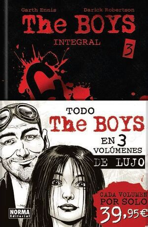 THE BOYS INTEGRAL #03