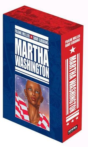 MARTHA WASHINGTON COFRE