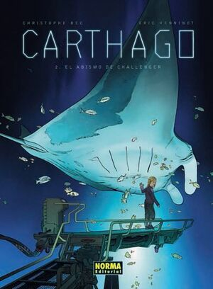CARTHAGO #02 EL ABISMO DE CHALLENGER