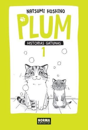 PLUM: HISTORIAS GATUNAS #01