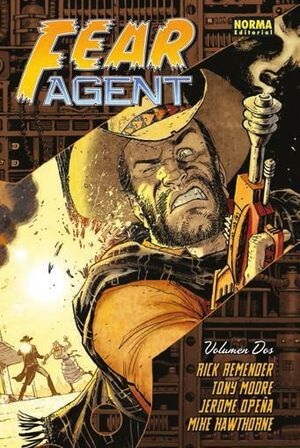 FEAR AGENT #02