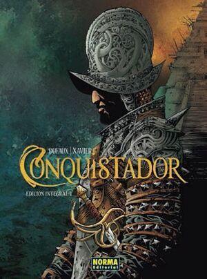 CONQUISTADOR. EDICION INTEGRAL VOL. 01