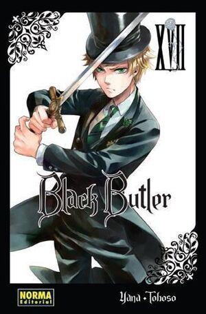 BLACK BUTLER #17