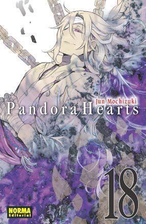 PANDORA HEARTS #18