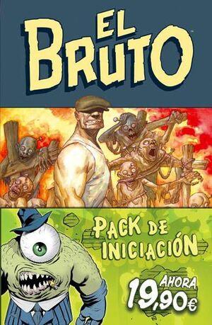 EL BRUTO: PACK DE INICIACION #00 + 01