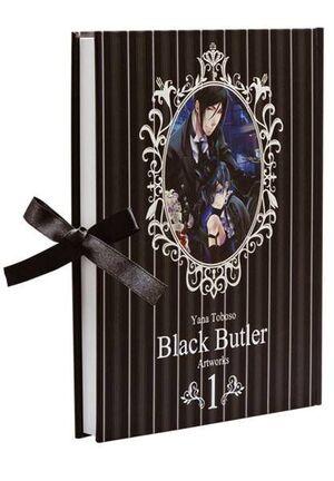 BLACK BUTLER ARTBOOK #01