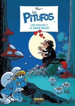 LOS PITUFOS #33. LOS PITUFOS Y EL AMOR BRUJO
