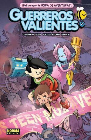 GUERREROS VALIENTES #02