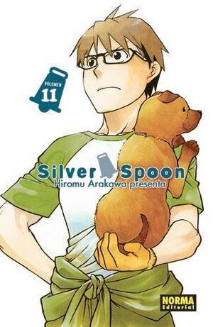 SILVER SPOON #11