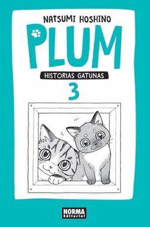 PLUM: HISTORIAS GATUNAS #03
