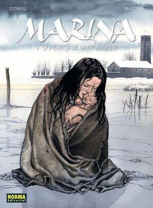 MARINA #02. LA PROFECIA DE DANTE ALIGHIERI