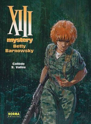 XIII MYSTERY #07. BETTY BARNOWSKY