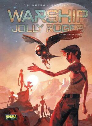 WARSHIP JOLLY ROGER #02 DETONACIONES