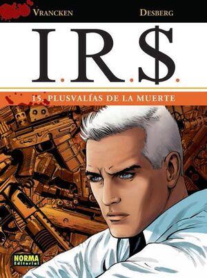 I.R.S. #15. PLUSVALIAS DE LA MUERTE