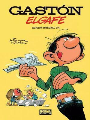 GASTON ELGAFE #01. EDICION INTEGRAL