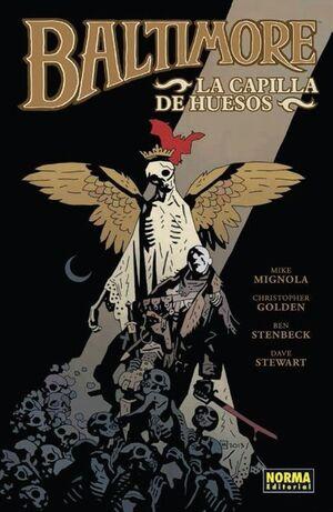 BALTIMORE #04. LA CAPILLA DE HUESOS
