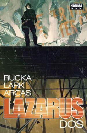 LAZARUS #02. ELEVACION