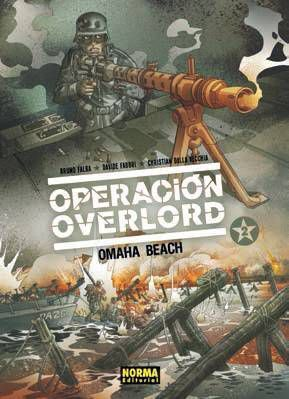 OPERACION OVERLORD #02. OMAHA BEACH