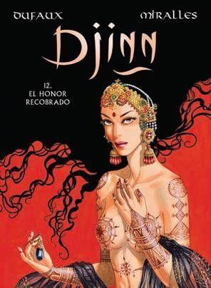 DJINN #12. EL HONOR RECOBRADO