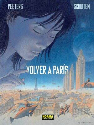 VOLVER A PARIS #01
