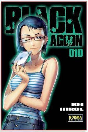 BLACK LAGOON #10