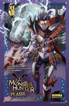 MONSTER HUNTER FLASH! #03
