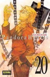 PANDORA HEARTS #20