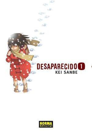 DESAPARECIDO #01