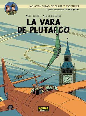 BLAKE Y MORTIMER #23. LA VARA DE PLUTARCO