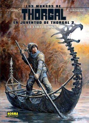 LOS MUNDOS DE THORGAL: LA JUVENTUD DE THORGAL #02. EL OJO DE ODIN