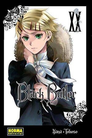 BLACK BUTLER #20
