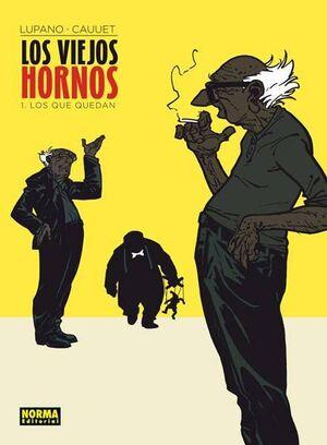 LOS VIEJOS HORNOS #01. LOS QUE QUEDAN
