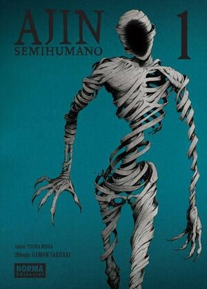 AJIN: SEMIHUMANO #01