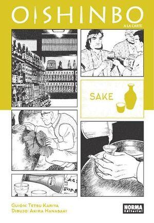 OISHINBO A LA CARTE #02. SAKE