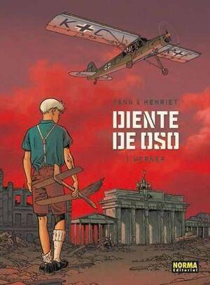 DIENTE DE OSO #03. WERNER