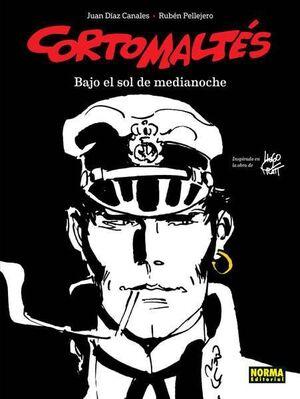 CORTO MALTES: BAJO EL SOL DE MEDIANOCHE (EDICION ESPECIAL B/N)