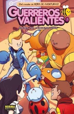 GUERREROS VALIENTES #03