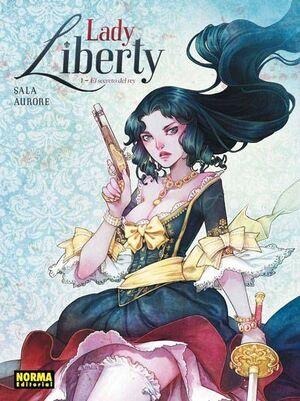 LADY LIBERTY #01: EL SECRETO DEL REY
