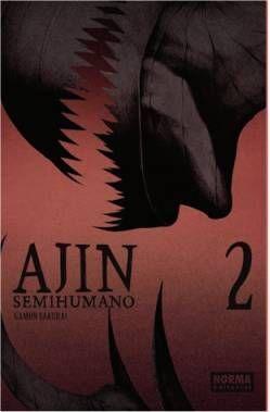 AJIN: SEMIHUMANO #02